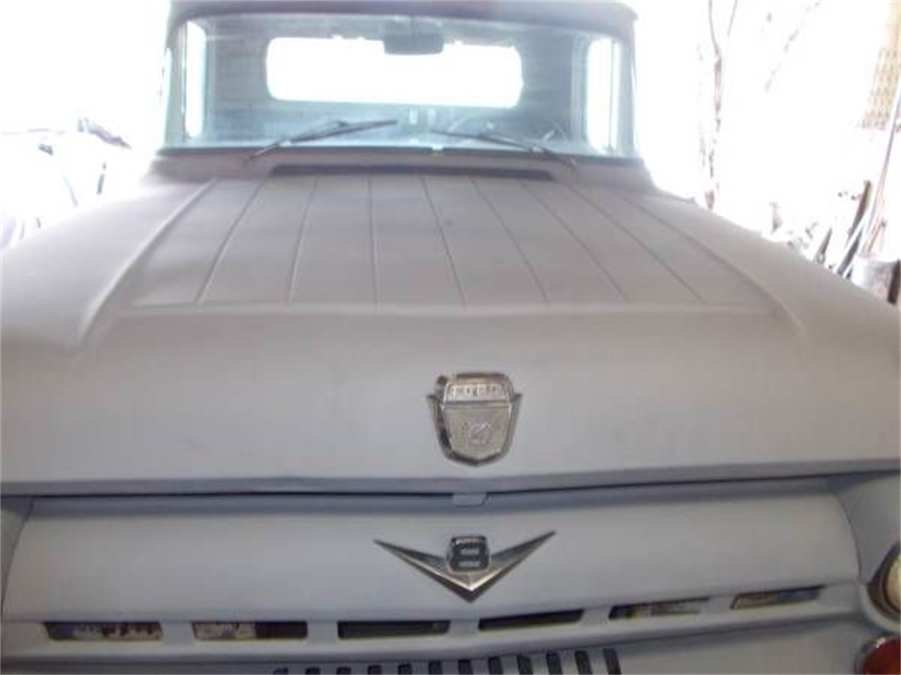 Large Picture of '57 F100 - NY0T