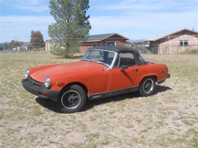Picture of '79 MG Midget - NY1K