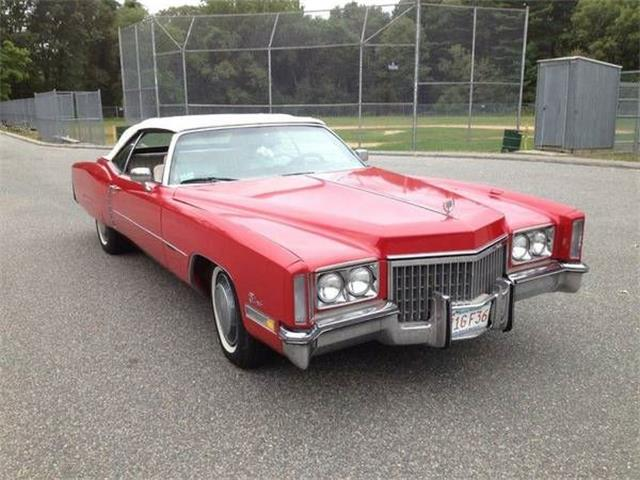 Picture of 1972 Eldorado - $8,995.00 - NY2K