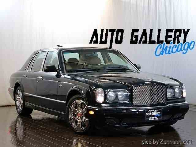 Picture of '01 Arnage - NT1O