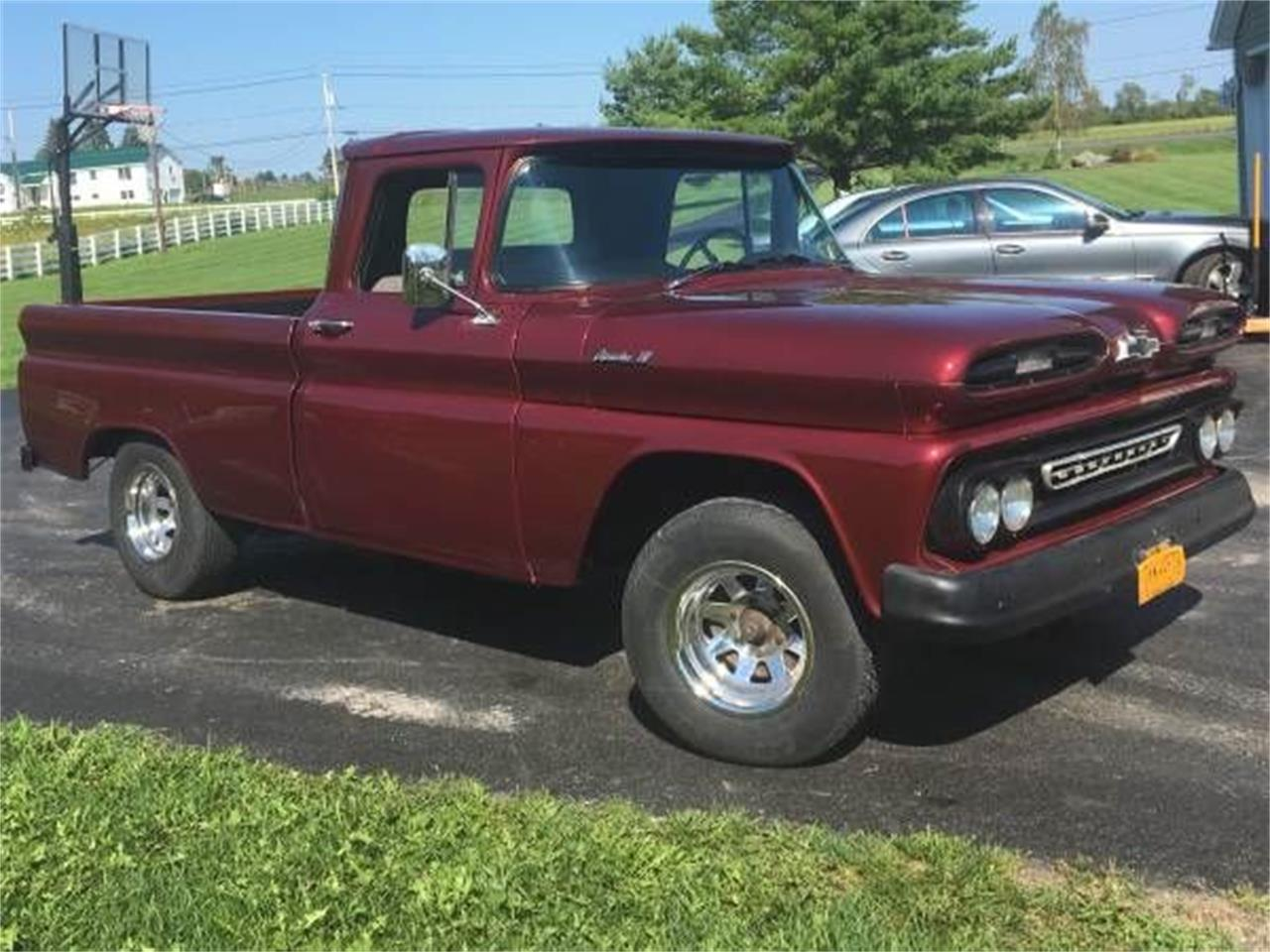 Large Picture of '61 C10 - NY51