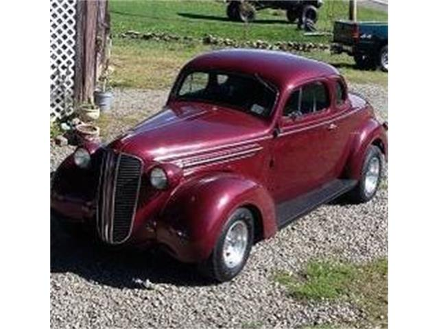 Picture of '37 Business Coupe - NY5H