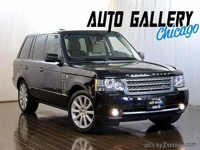Picture of '11 Range Rover - NT1R
