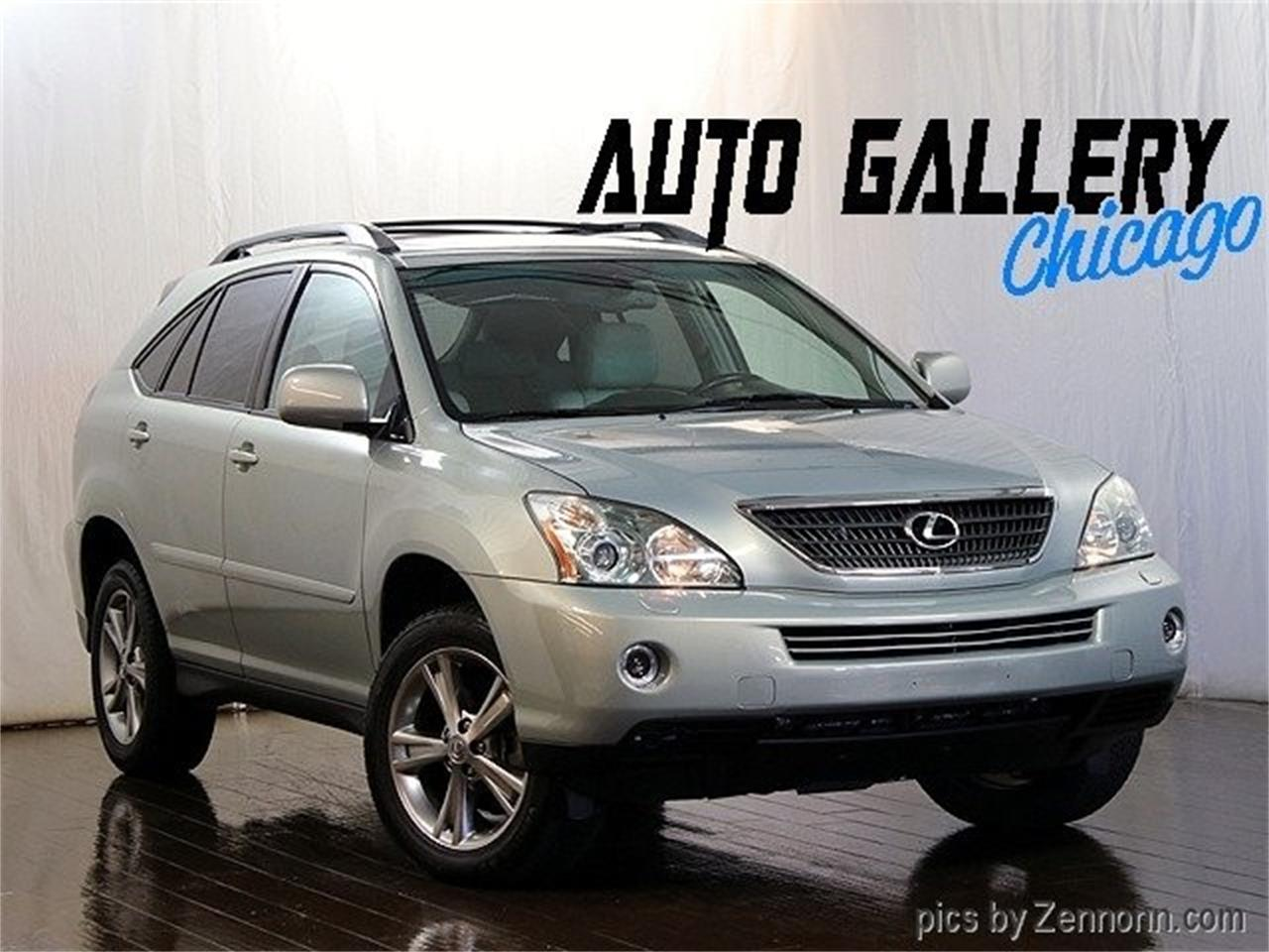 Large Picture Of 06 Lexus Rx400h Located In Addison Illinois Offered By Auto Gallery Chicago