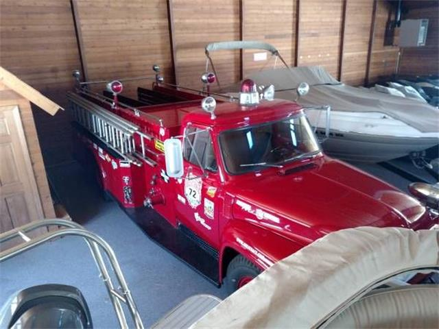 Picture of '53 Fire Truck - NY65