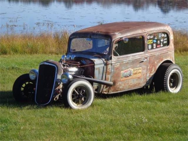 Picture of 1935 Chevrolet Rat Rod located in Michigan - $32,995.00 - NY67