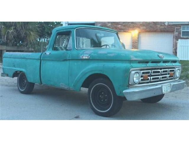 Picture of '63 F100 - NY6Z