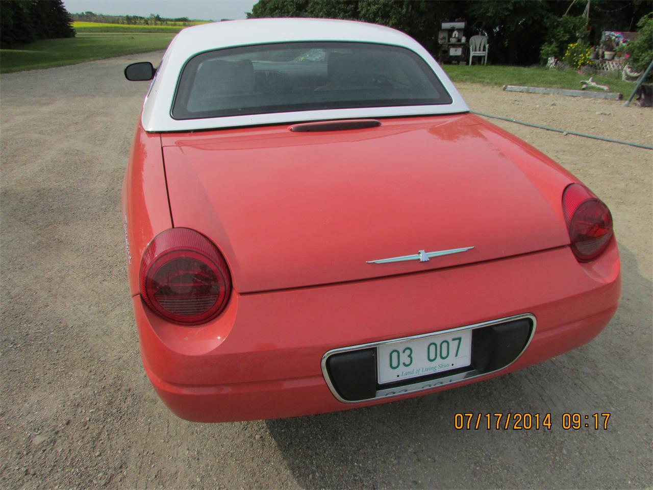 Large Picture of 2003 Thunderbird - $33,000.00 Offered by a Private Seller - NT1X