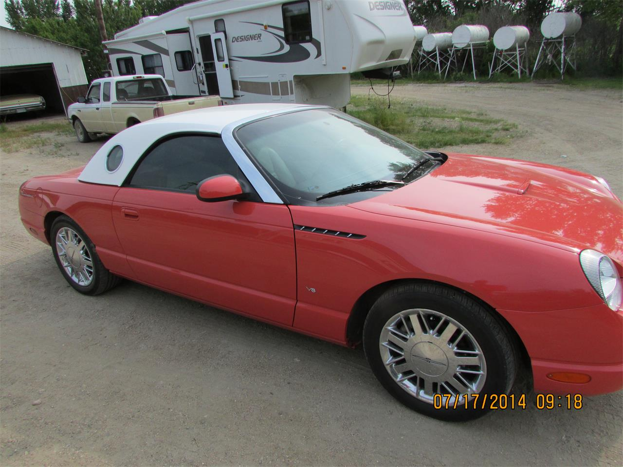 Large Picture of 2003 Thunderbird located in Saskatchewan - $33,000.00 Offered by a Private Seller - NT1X