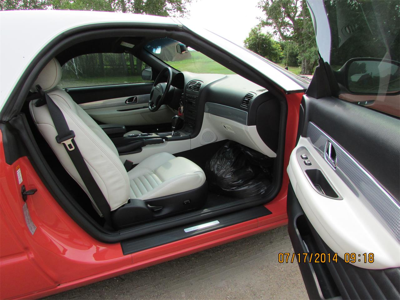 Large Picture of 2003 Ford Thunderbird Offered by a Private Seller - NT1X
