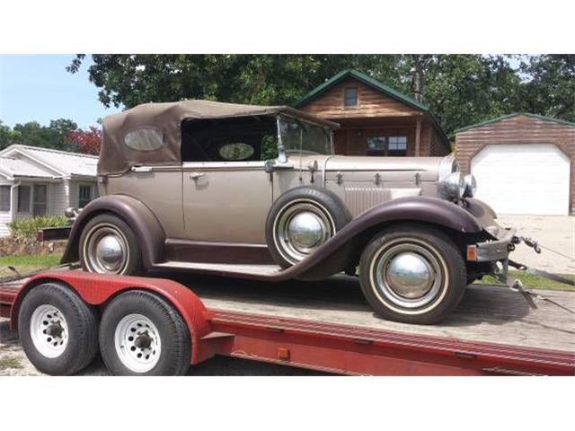 Picture of '31 Phaeton - NY7Q