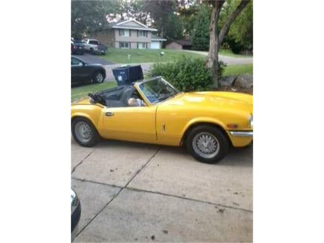 Picture of '77 Triumph Spitfire - $5,995.00 Offered by  - NY8A