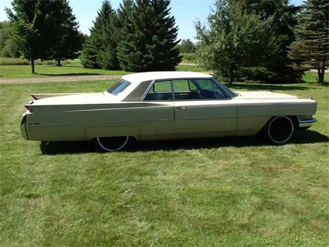 Picture of '64 Coupe DeVille - NY8W