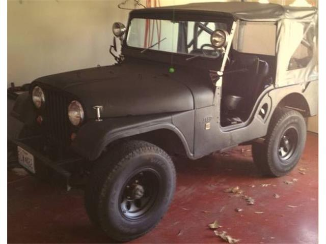 Picture of '68 CJ5 - NY8X