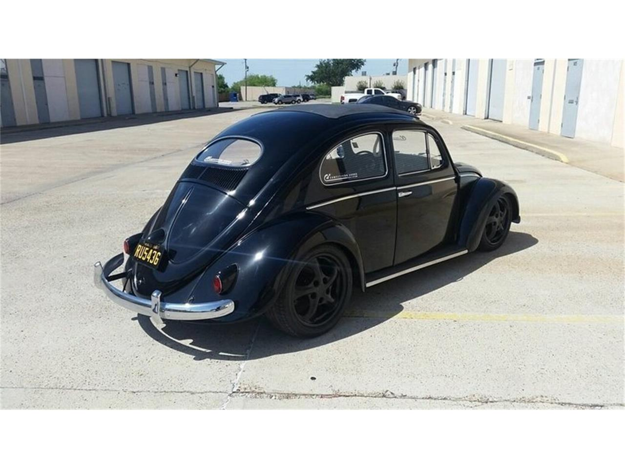 Large Picture of Classic 1956 Beetle located in Florida Offered by Premier Auction Group - NSJF
