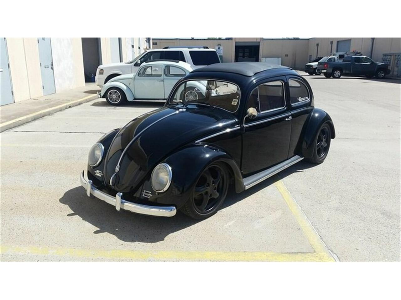 Large Picture of 1956 Beetle Auction Vehicle - NSJF