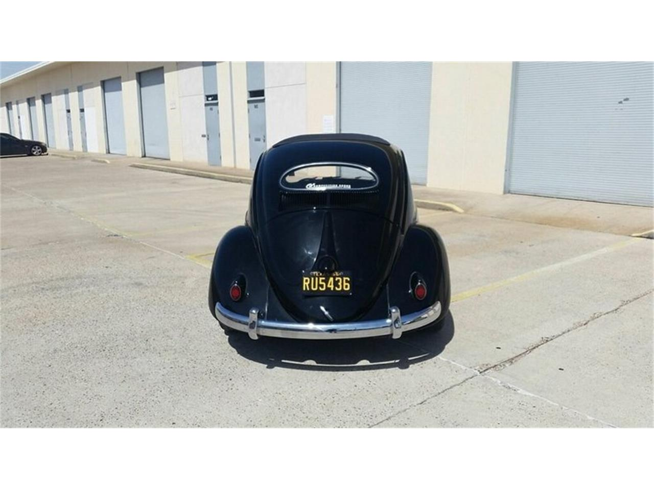 Large Picture of '56 Volkswagen Beetle located in Punta Gorda Florida - NSJF
