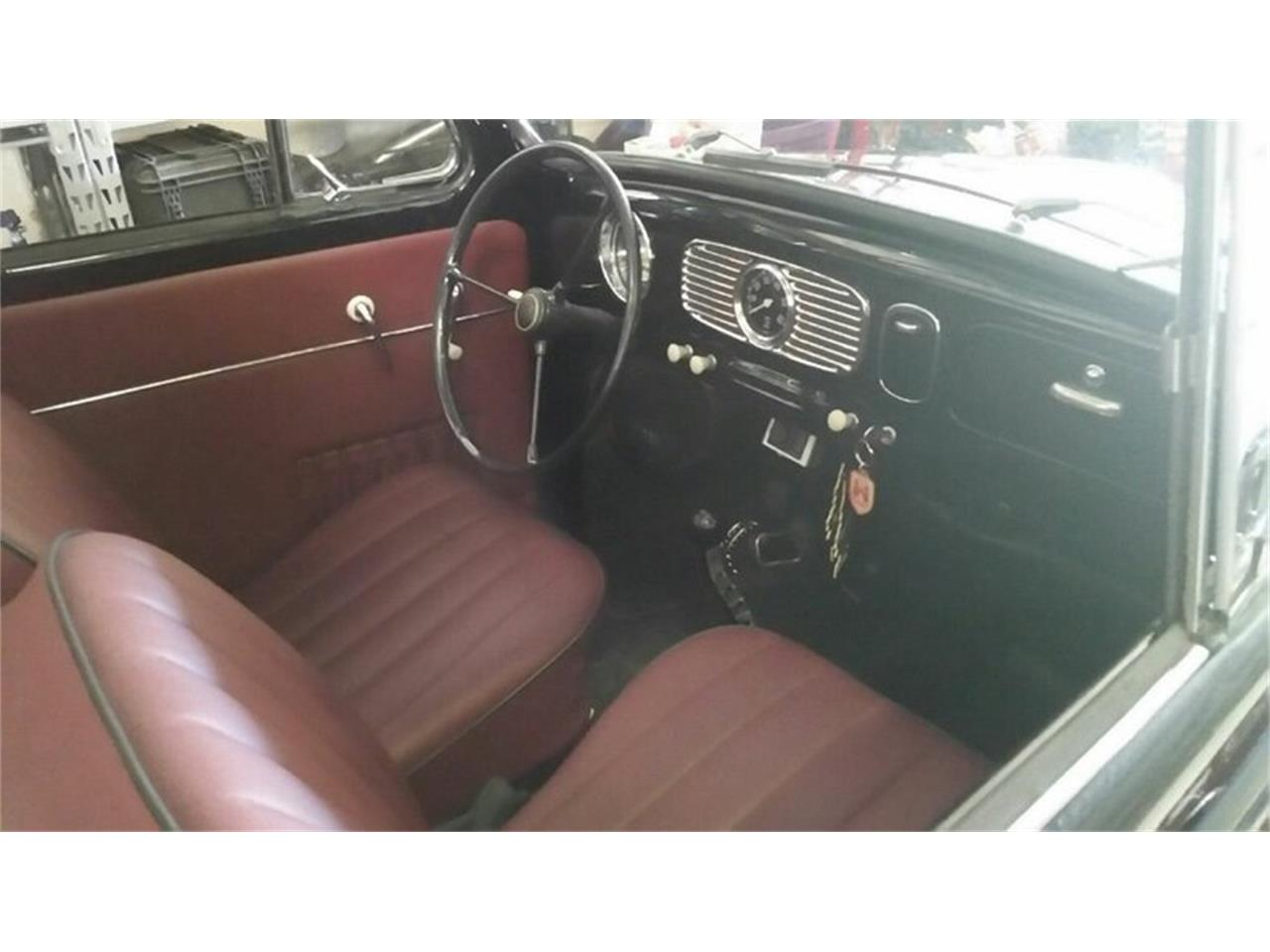 Large Picture of 1956 Volkswagen Beetle Auction Vehicle - NSJF