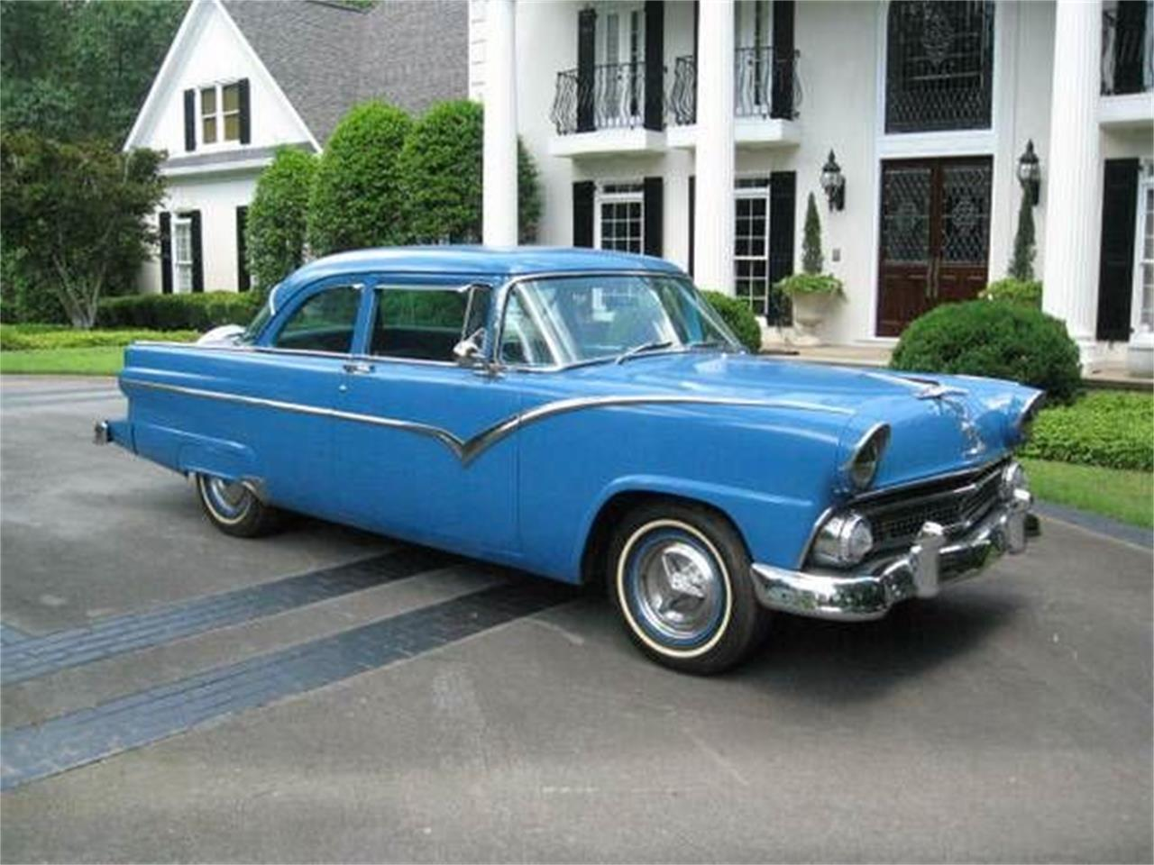 Large picture of 55 ford fairlane offered by classic car deals ny9w