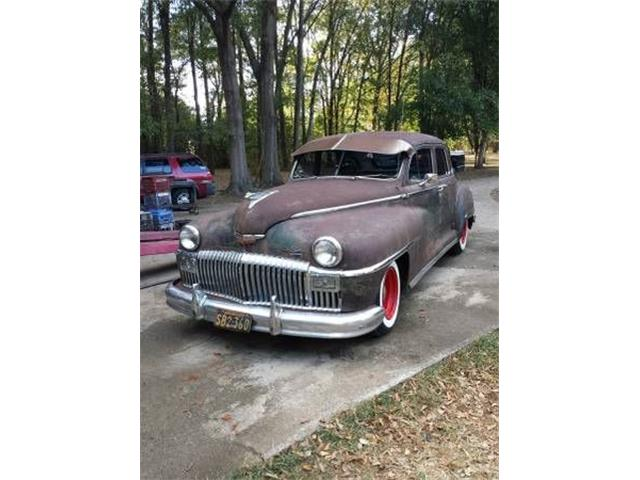 Picture of '48 DeSoto 4-Dr Sedan located in Cadillac Michigan - NYA3