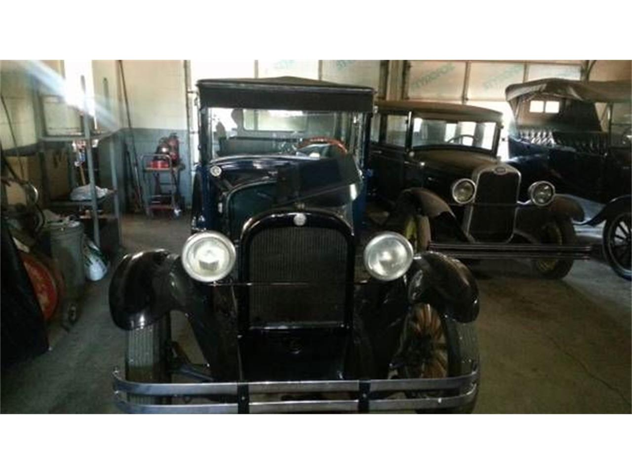 Large Picture of '26 Sedan - NYAB