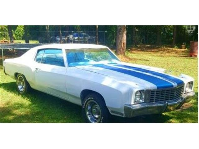 Picture of '71 Monte Carlo - NYB3