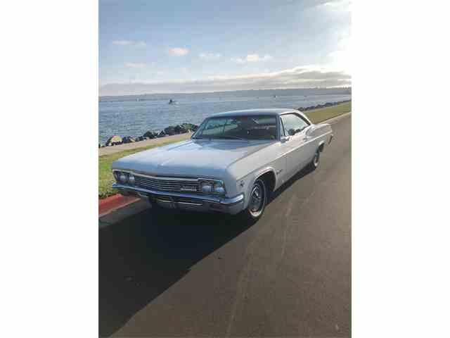 Picture of '66 Impala SS - NT2E