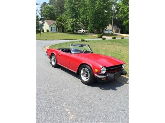 Picture of '75 TR7 - NYBY