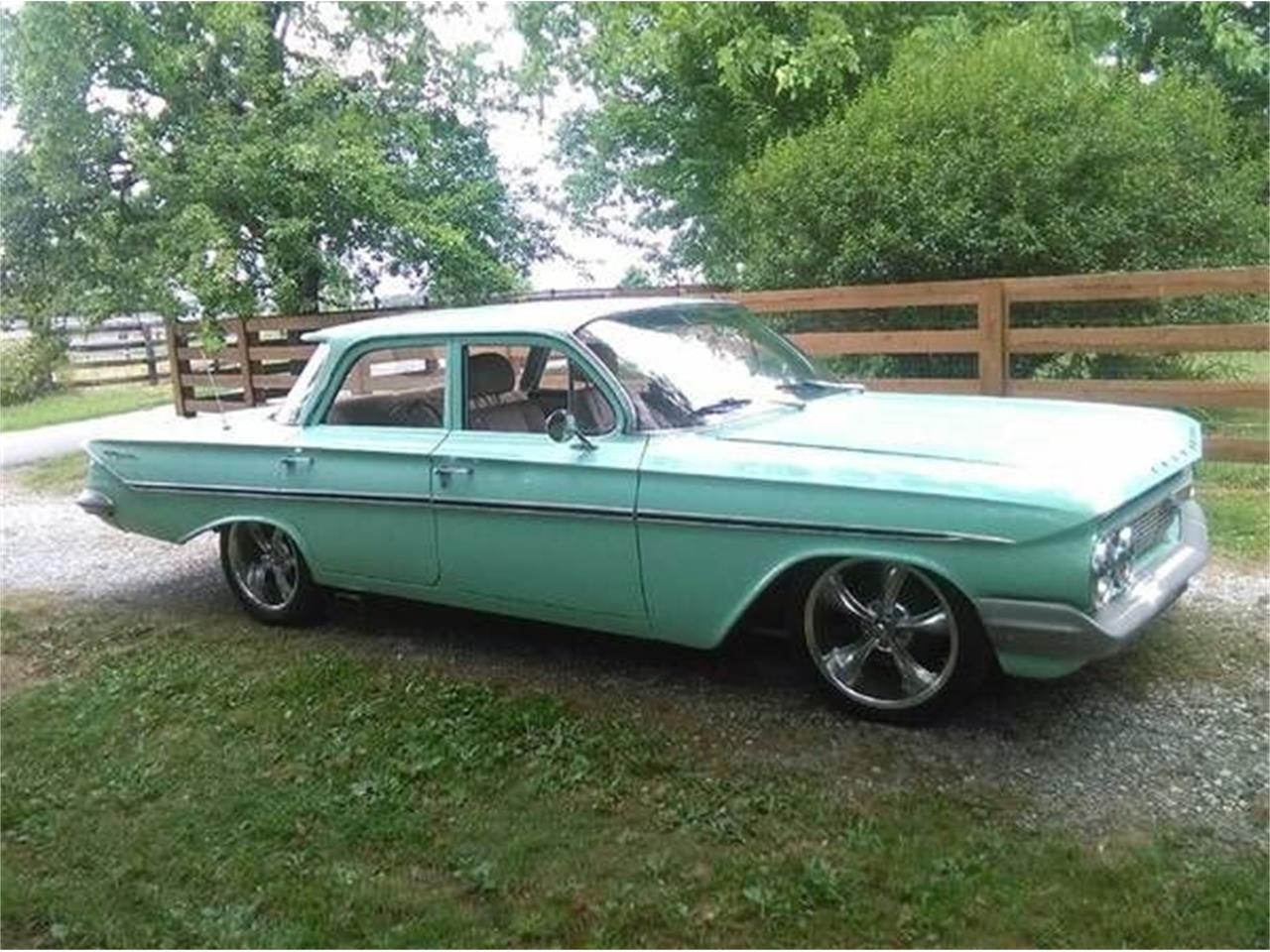 Large Picture of '61 Chevrolet Bel Air Offered by Classic Car Deals - NYC3