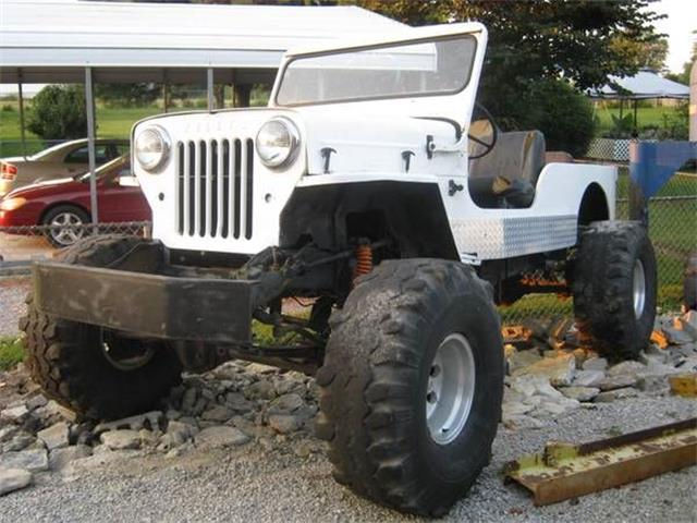 Picture of '53 Jeep - NYC7