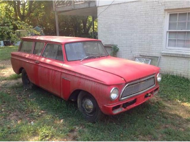 Picture of '62 Rambler - NYC8