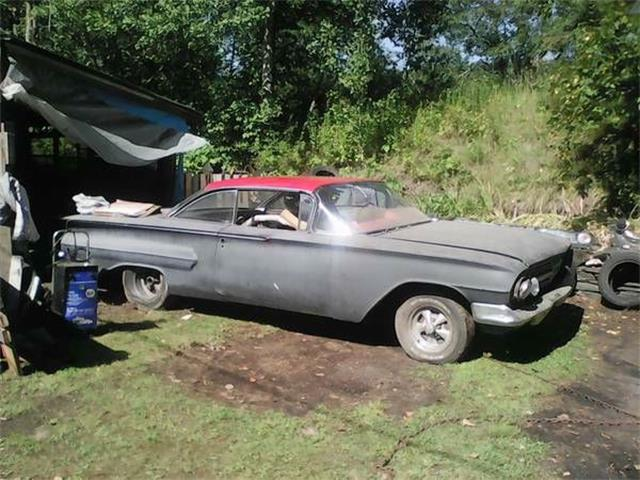Picture of '60 Chevrolet Impala - NYCE
