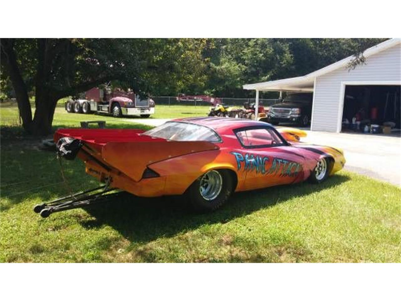 Large Picture of 1980 Chevrolet Camaro located in Cadillac Michigan - $20,995.00 Offered by Classic Car Deals - NYCG