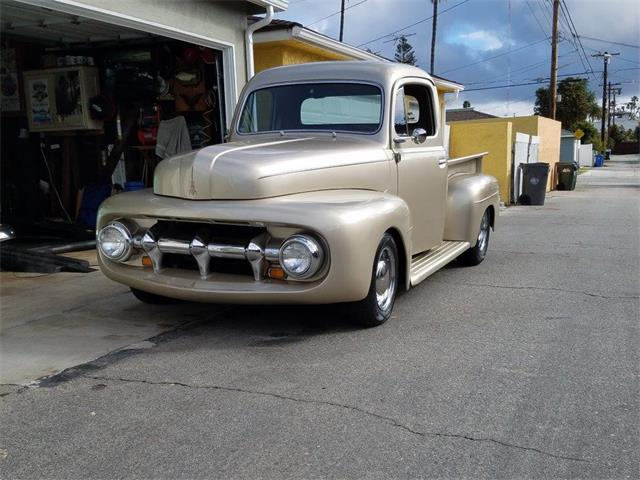 Picture of Classic '52 Ford F1 located in Orange California - NT2M
