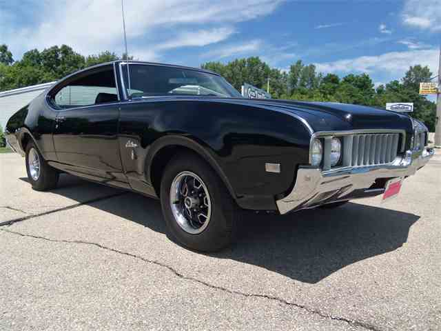 Picture of '69 Cutlass - NT2N