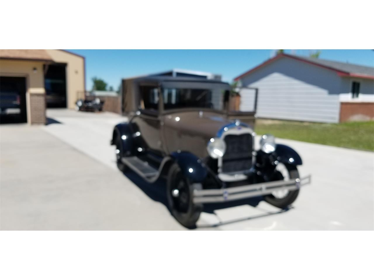 Large Picture of '29 Model A - NT2P