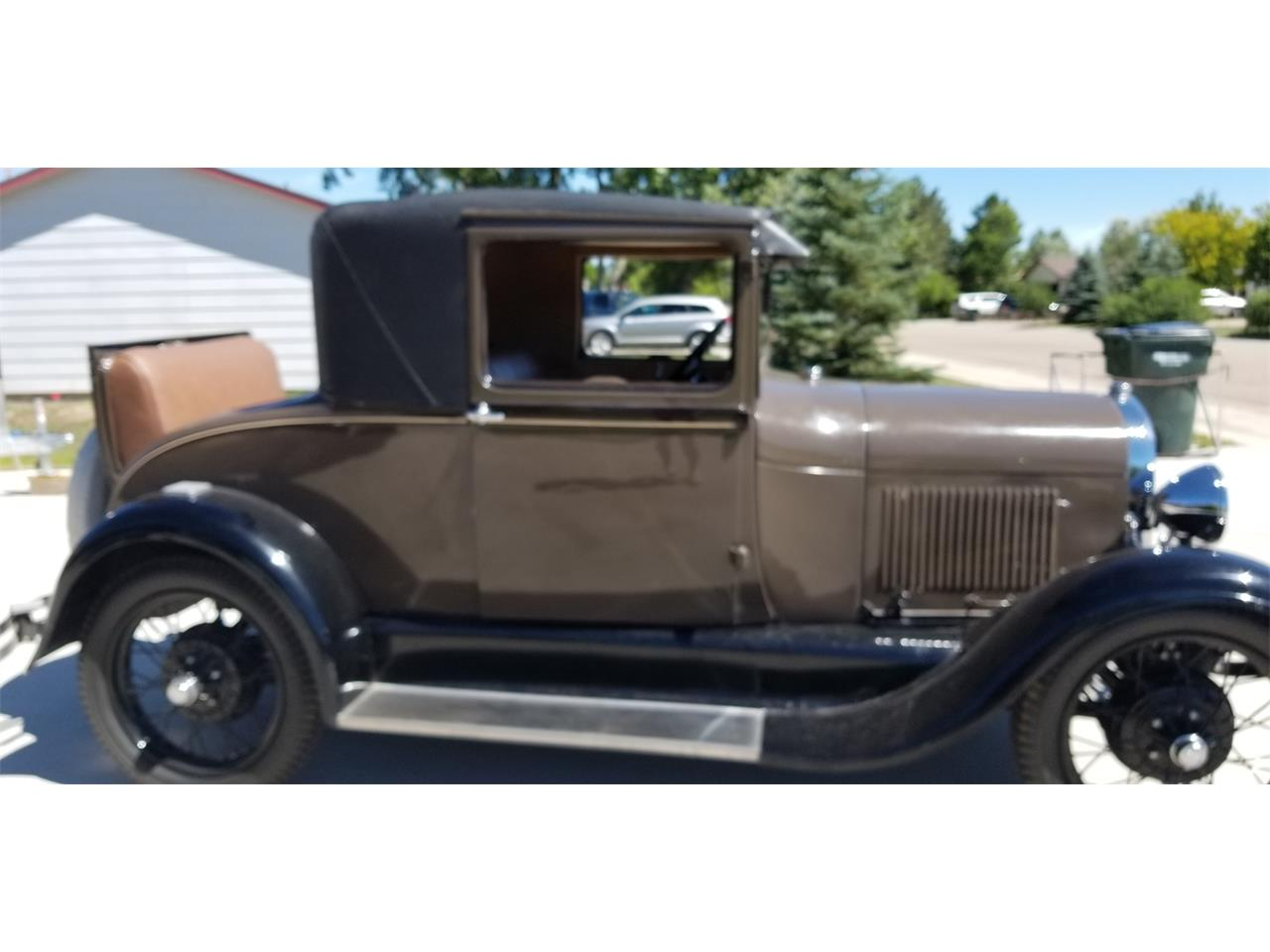 Large Picture of 1929 Ford Model A Offered by a Private Seller - NT2P