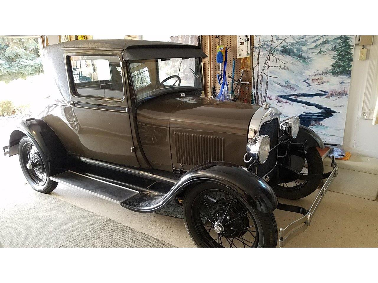 Large Picture of Classic '29 Model A located in Wyoming - NT2P