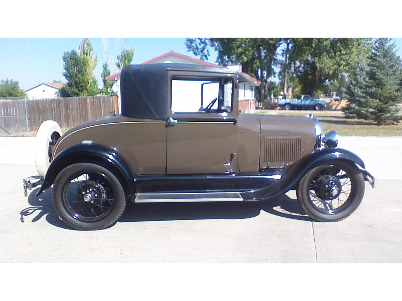 Large Picture of Classic '29 Ford Model A located in Wyoming Offered by a Private Seller - NT2P
