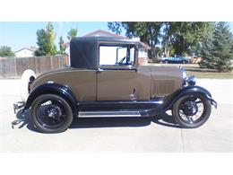 Picture of Classic 1929 Ford Model A located in Wyoming - $16,500.00 Offered by a Private Seller - NT2P