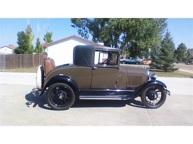 Picture of Classic '29 Model A Offered by a Private Seller - NT2P