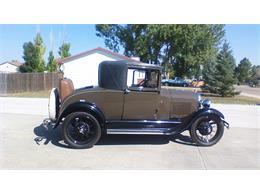 Picture of Classic '29 Model A - NT2P