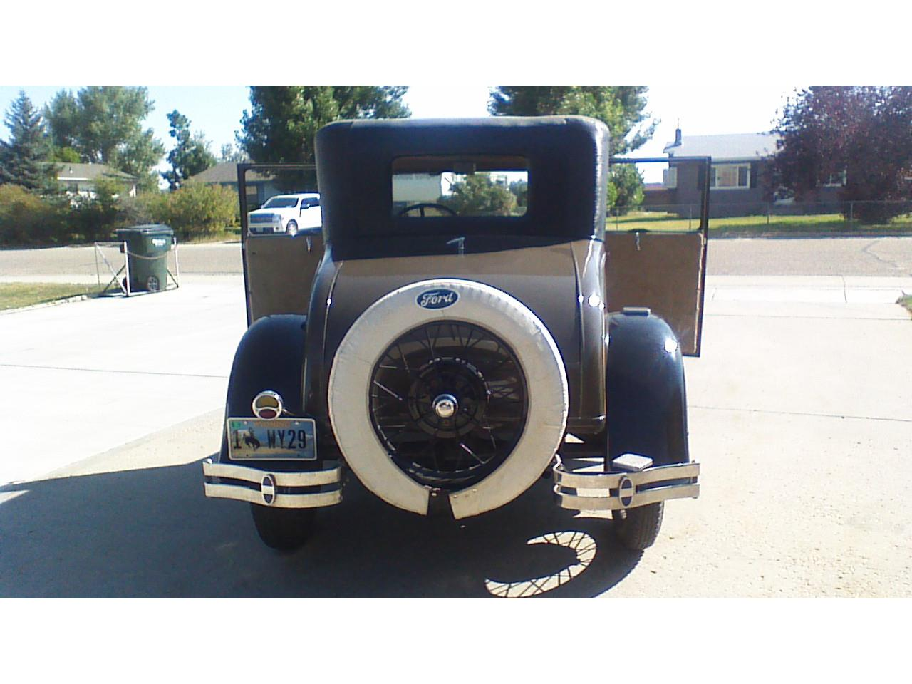 Large Picture of Classic 1929 Ford Model A located in Casper Wyoming - $16,500.00 - NT2P