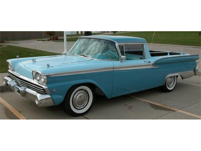 Picture of '59 Ranchero - NYG0