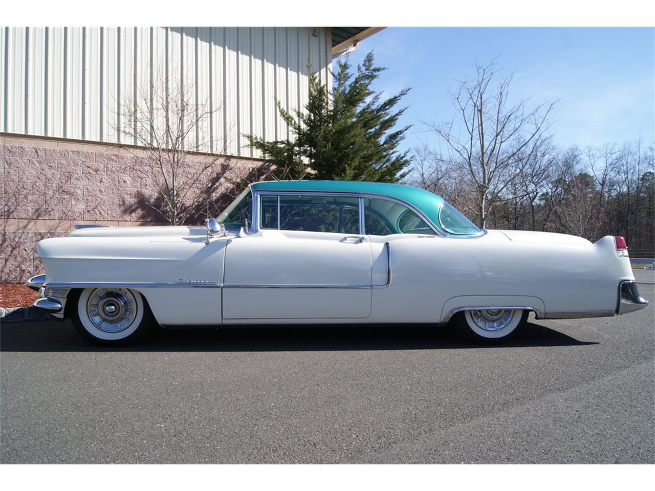 1955 Cadillac Coupe Deville For Sale Classiccars Com