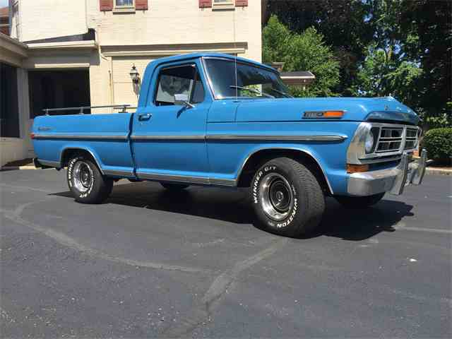 Picture of '72 F100 - NT2V