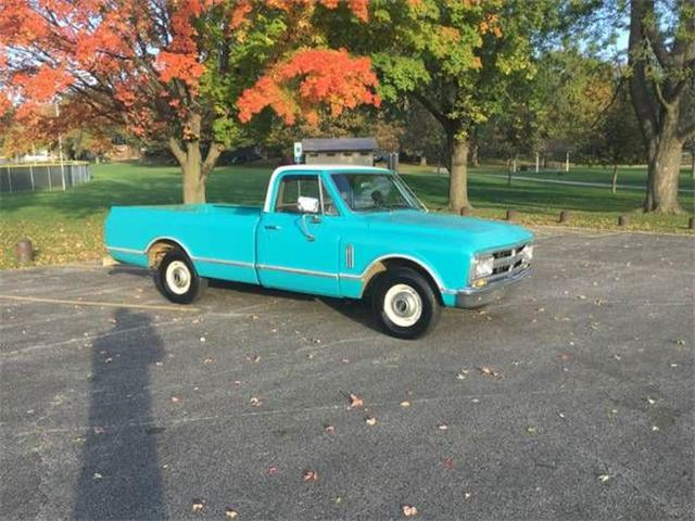 Picture of Classic 1967 GMC 1000 located in Cadillac Michigan - NYGO