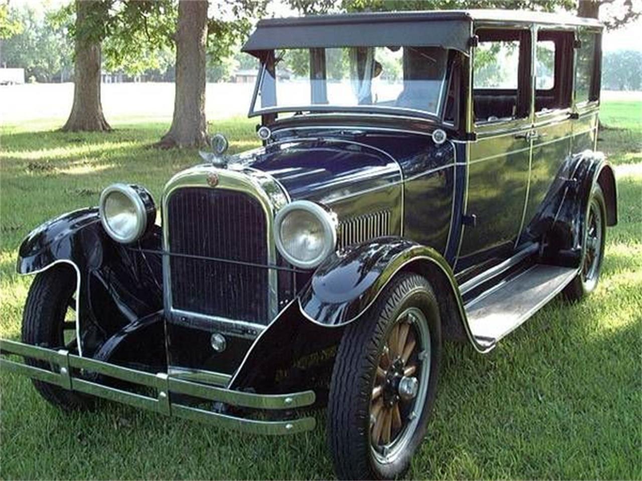 Handsome antique 1926 Chevrolet Superior Series V Roadster