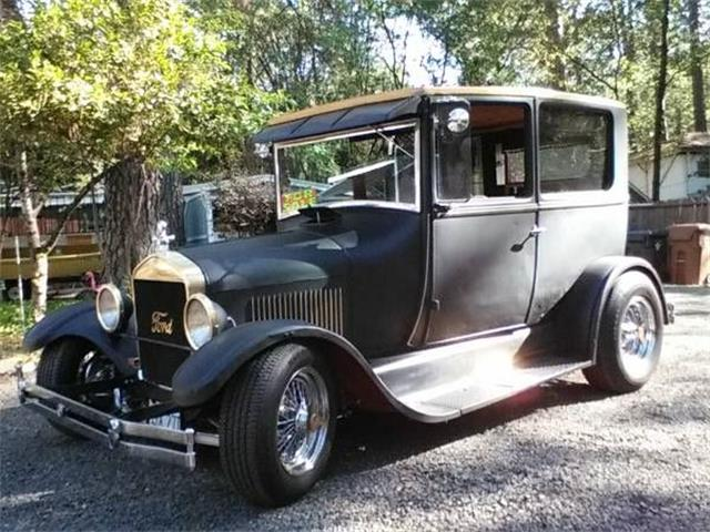 Picture of '27 Model T - NYHS