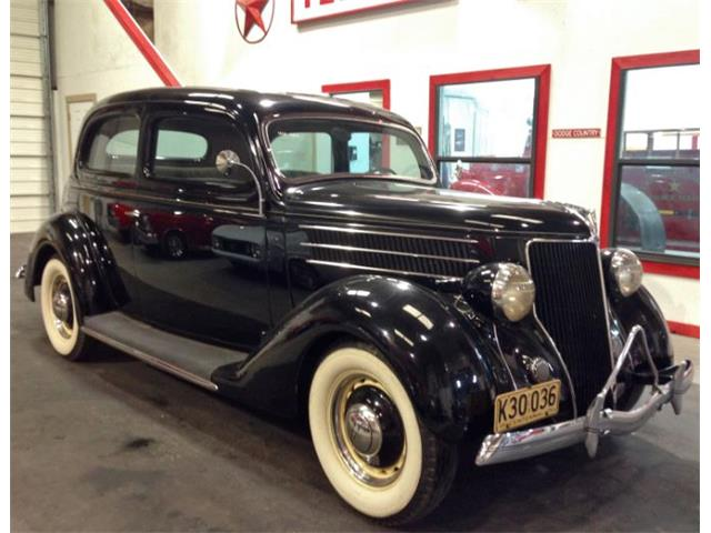 Picture of '36 Sedan - NYIE